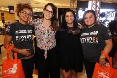 Leilane Alcantara, Marian Lobo, Magaly Provazzi e Luciana Lins (Copy)