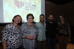 Narciara Figueiredo, Cecília Freitas, Elloan Freitas, Breno Silvestre e Marília Pontes