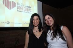 Ilka Freitas e Gabriela Beleza da HSM