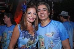 Daniela Gusmao e Olavo de Andrade Lima