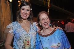 Carla Vasconcelos e Laura Areias.