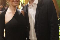 Flávia Azevendo e Eduardo Salazar