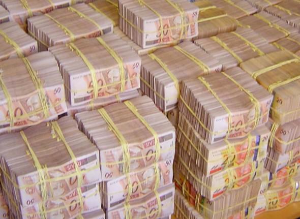 dinheiro mega sena