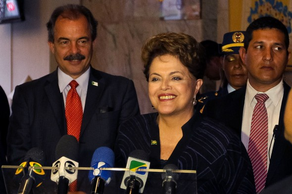 Dilma Rousseff -  Crédito: Roberto Stuckert Filho/PR