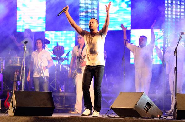 Levi Lima, do Jammil e Uma Noites // Foto: Danilo Sá/Divulga Recife