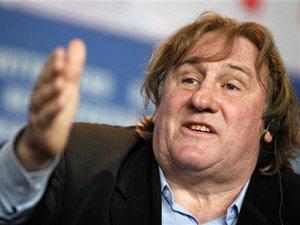 O ator francês Gérard Depardieu - Foto: Reuters