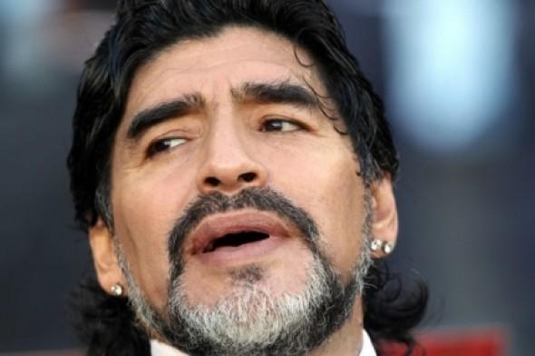 Maradona - Foto: Reprodução