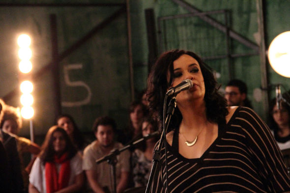 Tulipa Ruiz Foto: MTV/Divulgação