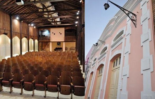 Teatro Apolo - Foto: Divulgação