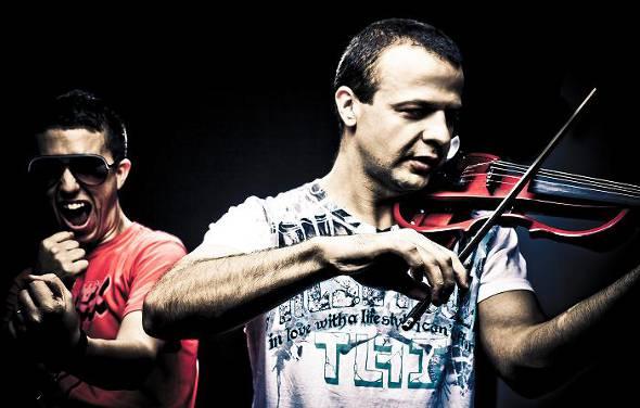 DJ Julio Torres e Amon Lima - Foto: Divulgação