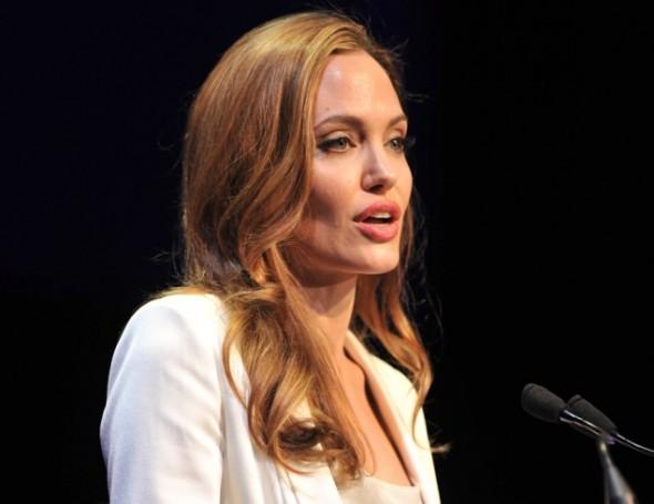 Angelina Jolie - Crédito: Women in the World/Divulgação