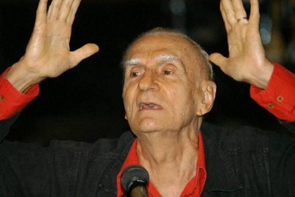 Ariano Suassuna- Foto: Arquivo Diario de Pernambuco