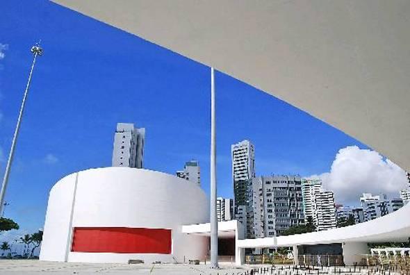 Parque Dona Lindu - Crédito: Carlos Oliveira/PCR