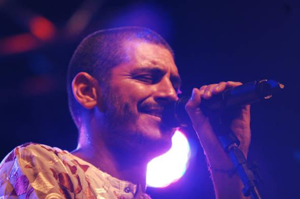Criolo traz novo formato de show, em janeiro, ao palco do Baile Perfumado - Foto: Helder Tavares/DP/D.A Press
