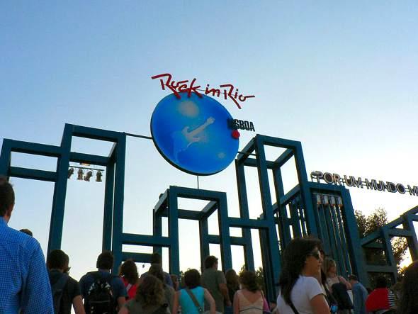 Rock in Rio Lisboa - Foto: heavyrocknews.com/Reprodução
