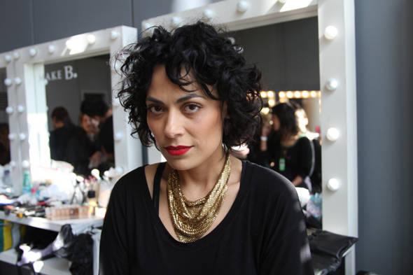 Maquiadora Sênior da M.A.C, Fabiana Gomes - Foto: Divulgação