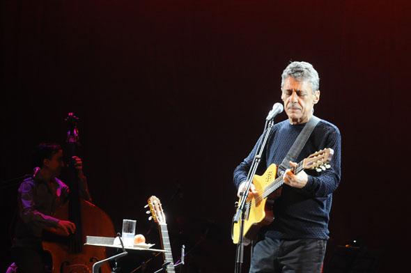 Chico Buarque - Crédito: Nando Chiappetta/DP/D.A Press