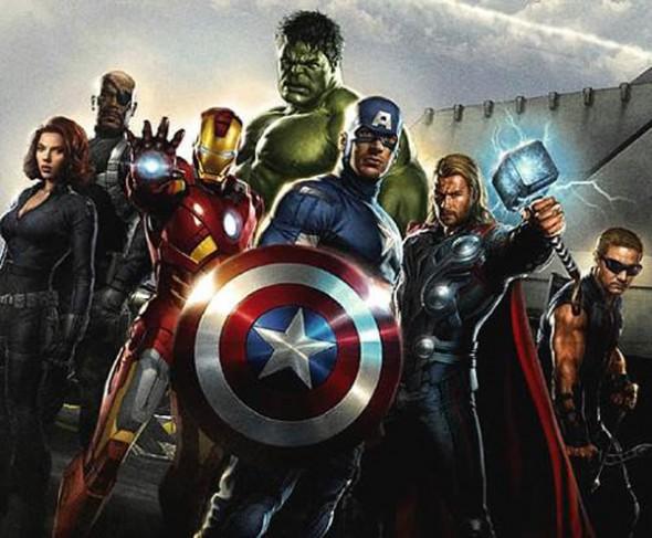 Os Vingadores - Crédito: Os Vingadores/Marvel/Divulgação