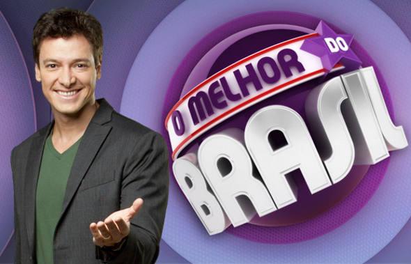 Rodrigo Faro- Crédito: TV Record/Divulgação