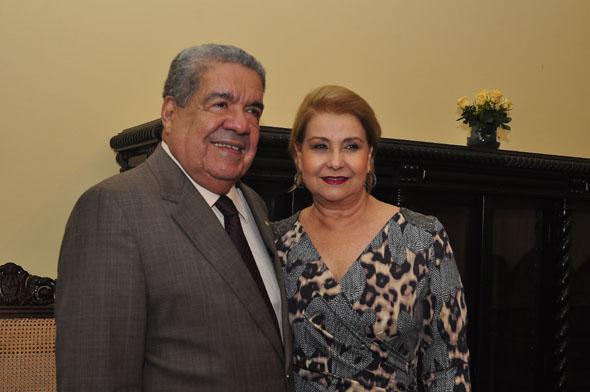 Margarida e Joezil Barros/Crédito: Nando Chiappetta/DP/D.A Press