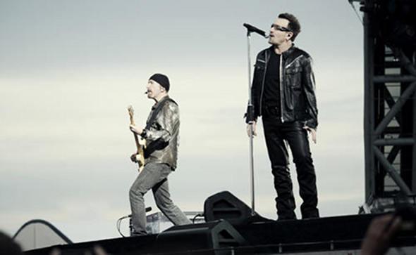 U2 - Crédito: Reprodução do site oficial da banda