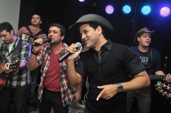 Banda Soul Sertanejo - Crédito: Danilo Sá/Divulgação