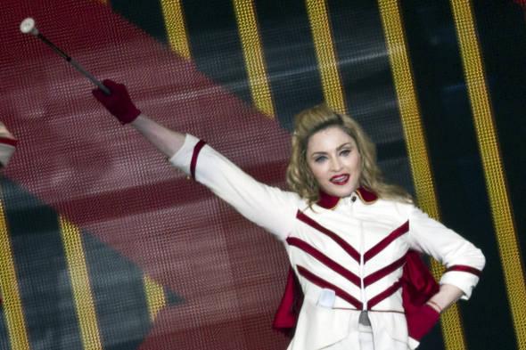Madonna - Crédito: Jack Guez/Divulgação
