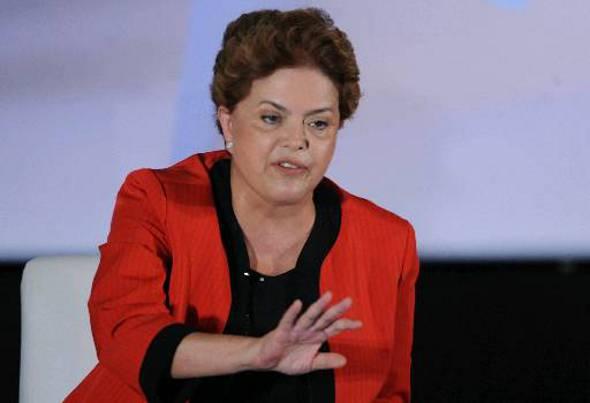 Dilma Rousseff -  Crédito: Wilson Dias/ABR