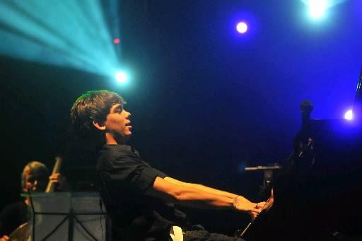 O pianista pernambucano Vitor Araújo é uma das atrações do Palco Instrumental - Crédito: Helder Tavares/DP/D.A Press