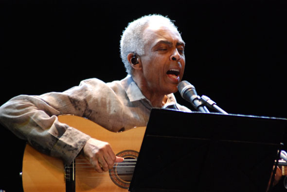 Gilberto Gil - Crédito: Nando Chiappetta. DP/D.A Press