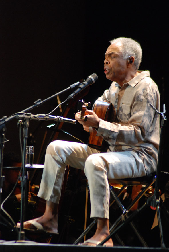 Gilberto Gil /Crédito:Nando Chiappetta. DP/D.A Press