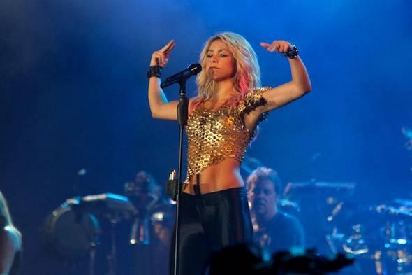 Shakira / Crédito: Gabriel Quintão - Divulgação