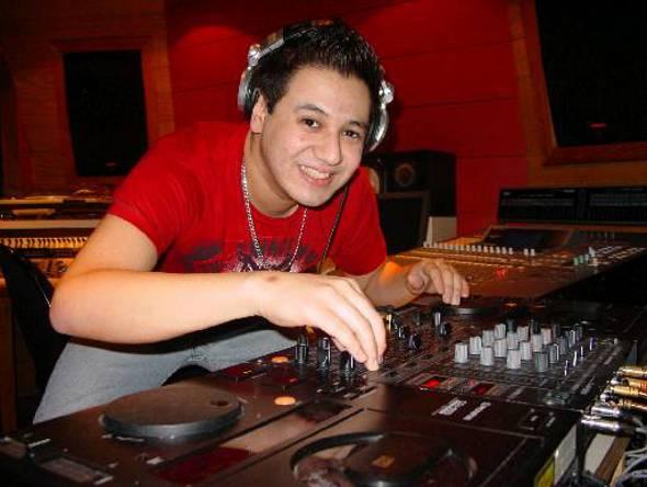 O DJ Paulo Pringles  - Crédito: Fausto Barros/Divulgação