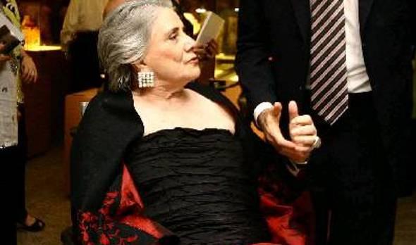 Janete Costa será a homenageada do festival / Crédito: Tereza Cristina - Divulgação