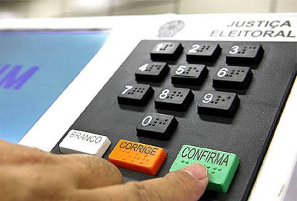 Urna eleitoral/TRE/Divulgação