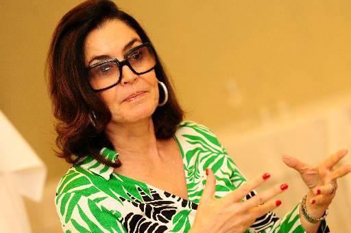 Gloria Kalil - Crédito: Inês Campelo/DP/D.A Pres