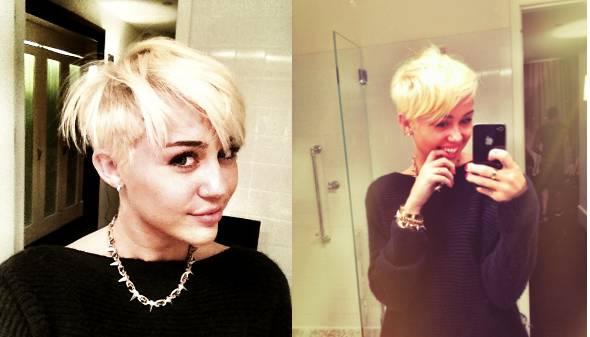 Miley Cyrus foi a surpresa da lista / Crédito: Reprodução Twitter @MileyCyrus