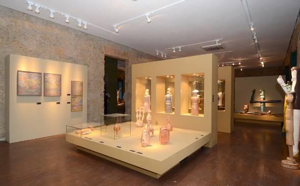 Museu Janete Costa - Crédito: Divulga Cultura/Divulgação