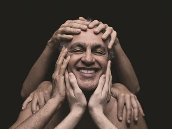 Caetano Veloso em Abraçaço - Foto: Divulgação do artista