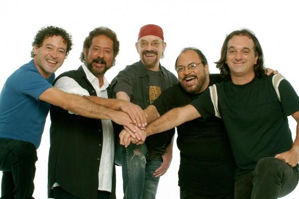 A banda The Fevers. Crédito: Reprodução: www.thefevers.com.br