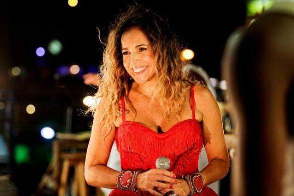 Daniela Mercury - Crédito: Célia Santos/Divulgação