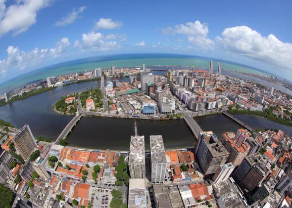 Recife -  Crédito: Hans Von Manteuffel / Divulgação