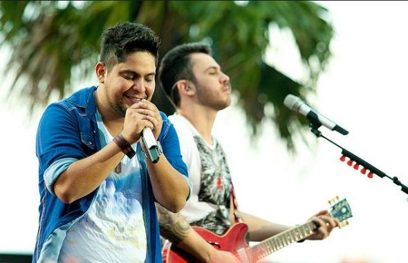 Jorge & Mateus - Crédito: Robson Covatti/Divulgação