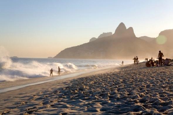 Rio de Janeiro - Crédito: Getty Images