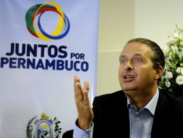 Eduardo Campos/Aloísio Moreira/Divulgaçãop