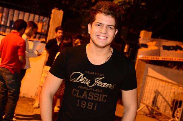 Leo Guilherme - Crédito: Divulgação