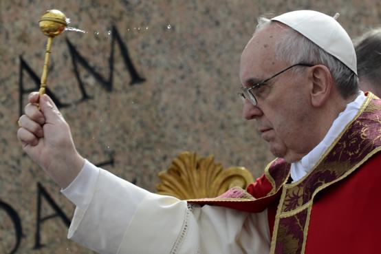 Papa Francisco - Crédito: Andreas Solaro / AFP