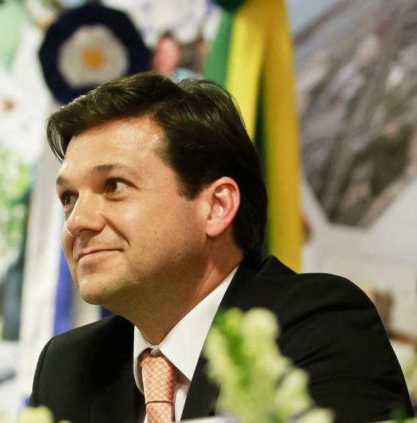 Geraldo Julio é uma das presenças na abertura do evento  -  Crédito: Andrea Rêgo Barros/Divulgação