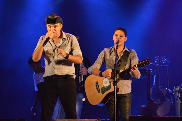 Felipe e Gabriel. Crédito: Felipe Souto Maior / Divulgação