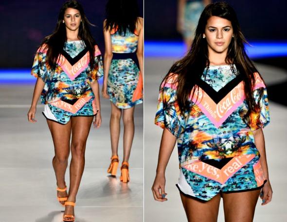 Bruna Marquezine vai desfilar novamente no Fashion Rio - Créditos: Agência Fotosite